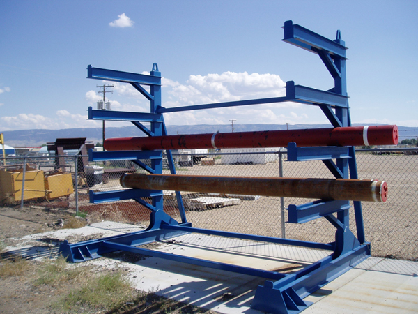 ... and pipe storage and handling racks. Back to Projects & Pillar Structural Engineering - Casper Wyoming